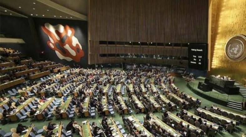 BM İsrail-Filistin gündemiyle toplanıyor