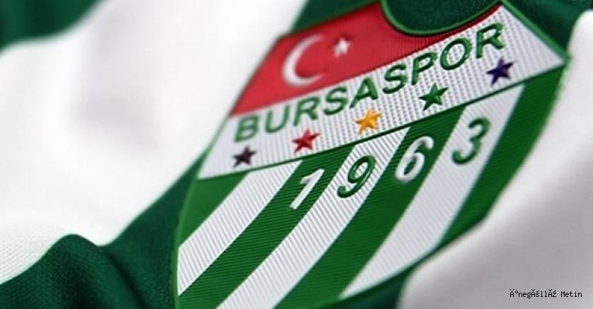 Bursaspor'un maçları TRT'de