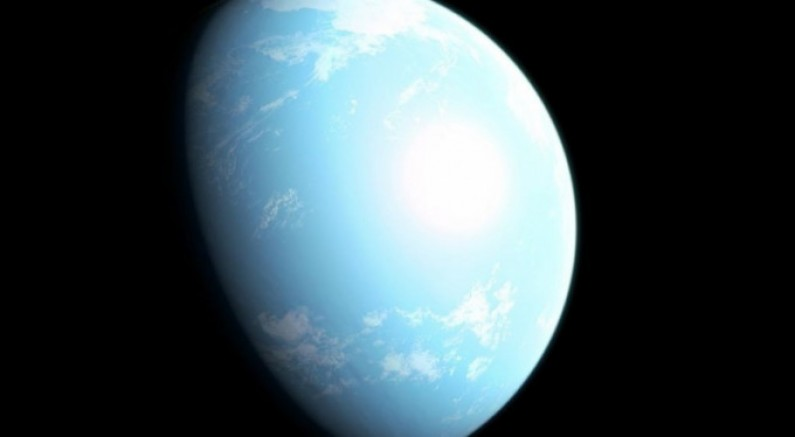 Dünyadan 6 kat büyük yaşama uygun gezegen keşfedildi...