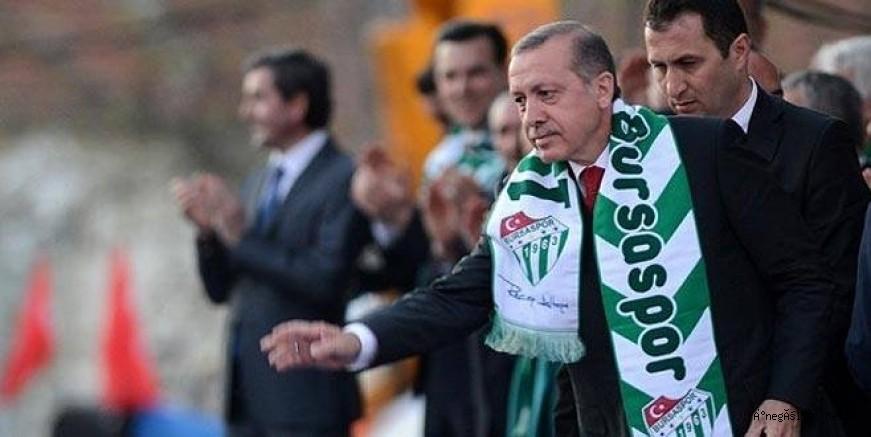 Erdoğan bugün Bursa'da