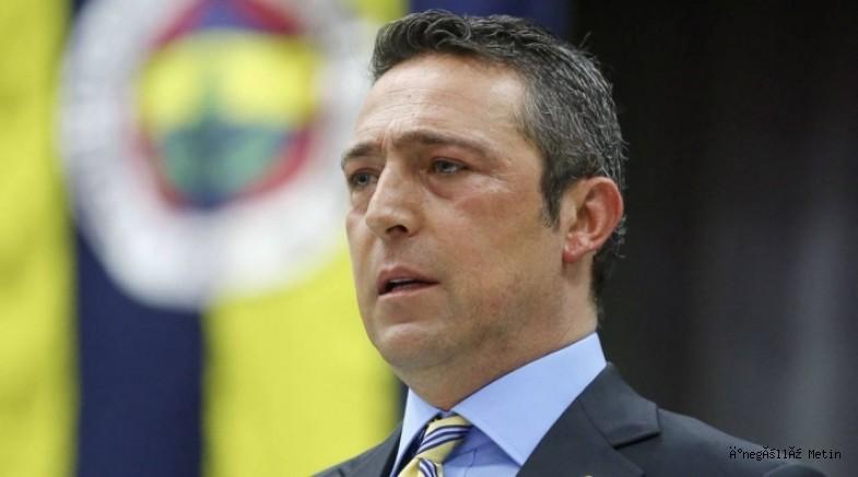 Fenerbahçe Başkanı Ali Koç koronavirüse yakalandı