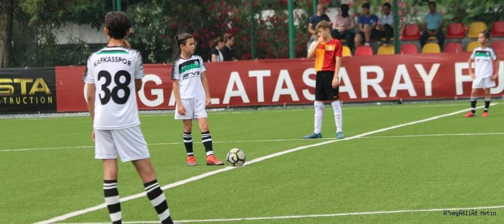 Kafkasspor Galatasaray ile karşılaşacak