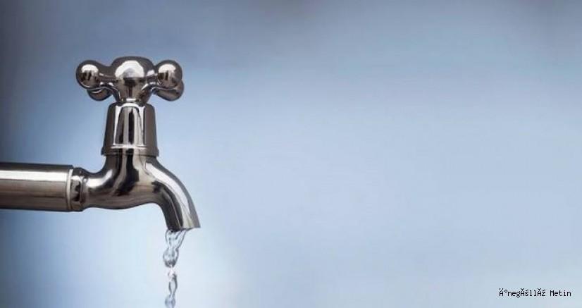 İnegöl merkezde tam gün su kesintisi