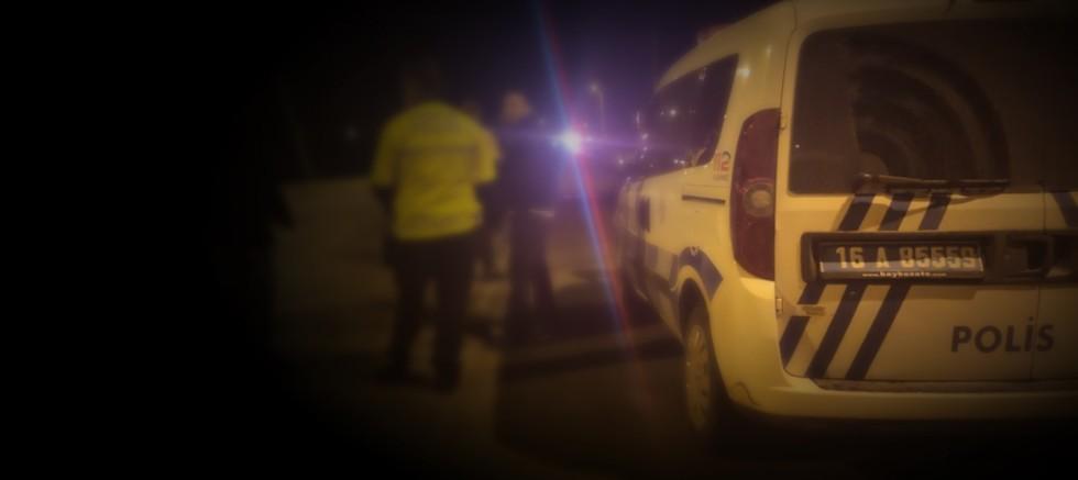 İnegöl polisi alarma geçti