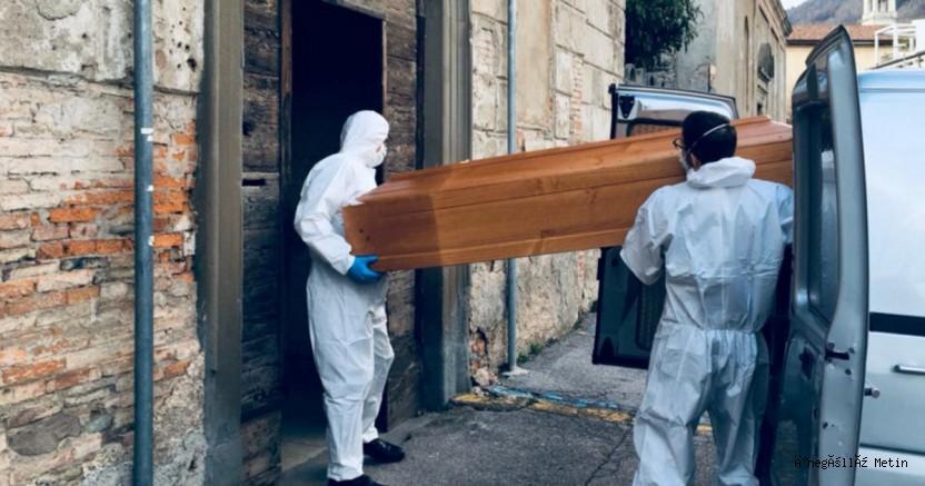 Polis çürümüş ceset buldu
