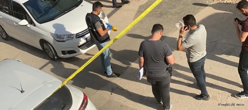 silahlı saldırıya uğrayan şahıs ağır yaralandı
